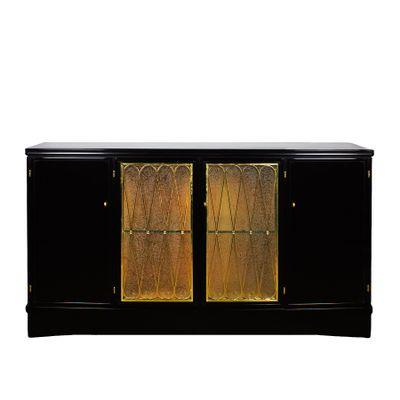 Walnut Sideboard with 4 Doors 1940s 1  sc 1 st  Pamono & Walnut Sideboard with 4 Doors 1940s for sale at Pamono