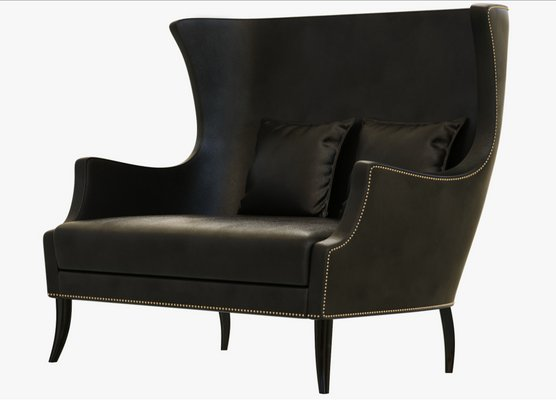 Awe Inspiring Dukono 2 Seater Sofa From Covet Paris Andrewgaddart Wooden Chair Designs For Living Room Andrewgaddartcom