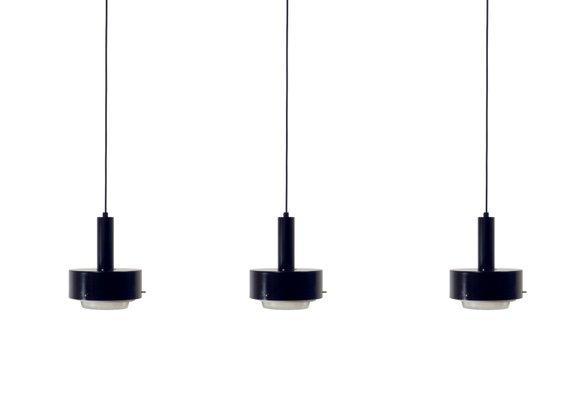 Minimalist Norwegian Pendant Lights, Set Of 3 2