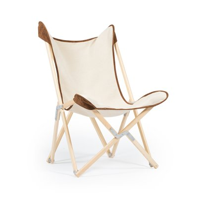 Bicolor Suede Telami Tripolina Chair From Telami 1