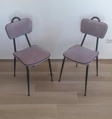 Mid Century Modern Chairs 1950s Set