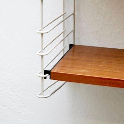 Modulares hängendes Wandregal von Adriaan Dekker für Tomado