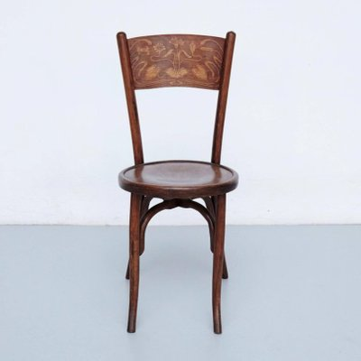 Antique Bentwood Chairs from Codina, 1900s, Set of 2 1 - Antique Bentwood Chairs From Codina, 1900s, Set Of 2 For Sale At Pamono