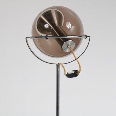 Globe Hanging Lamp by Frank Ligtelijn for Raak, 1960s for