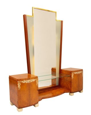 Art Deco Dressing Table, 1920s 2