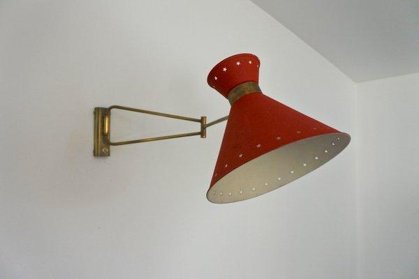 Plafoniere Con Bracci Flessibili : Lampada da parete con braccio flessibile lampade