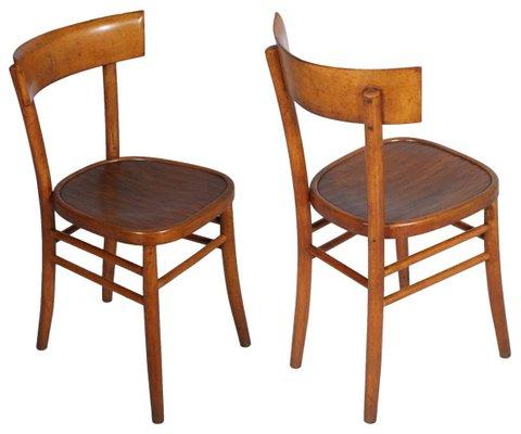 Mid Century Modern Chairs From ISA Bergamo, Set Of 6 2