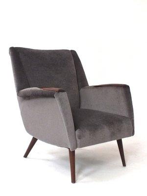 mid century modern armchair. Mid-Century Modern Armchairs, Set Of 2 3 Mid Century Armchair