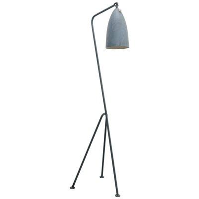 Vintage Grasshopper Floor Lamp by Greta Magnusson Grossman