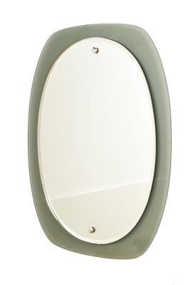 Specchio da parete, Italia, anni \'60 in vendita su Pamono