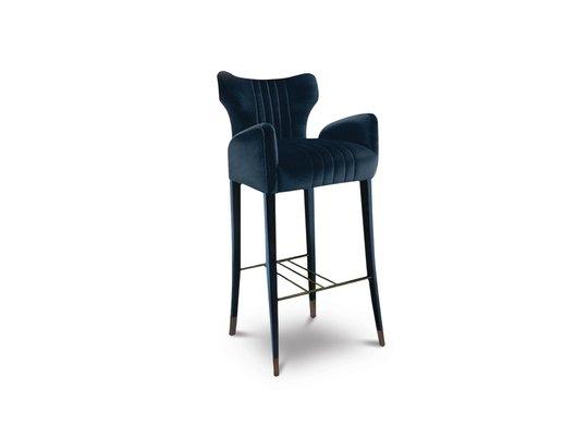 Davis Bar Chair From Covet Paris 1