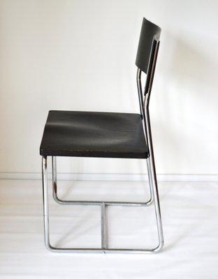 Bauhaus B6 Chair By Marcel Breuer For Thonet, 1930s 3