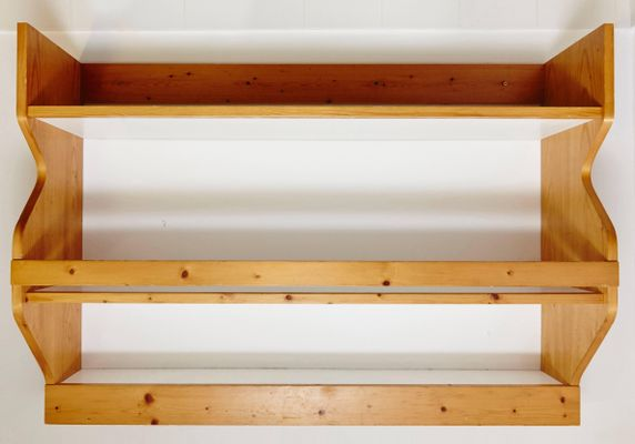 Pine Shelves By Charlotte Perriand 1960s 2