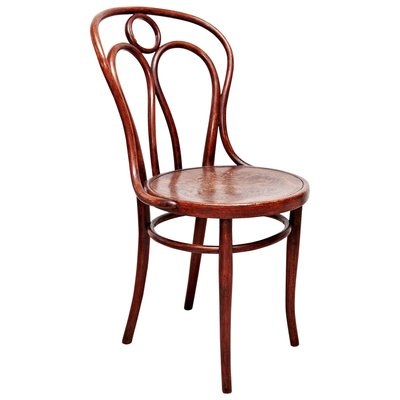 Groovy Antique Wooden Chair From Thonet Machost Co Dining Chair Design Ideas Machostcouk
