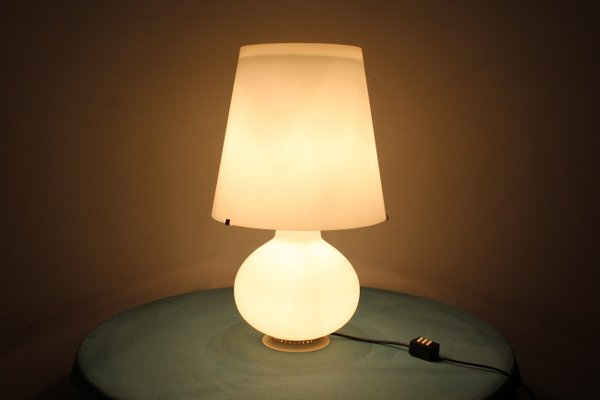 Lampada da tavolo vintage di Max Ingrand per Fontana Arte in vendita ...