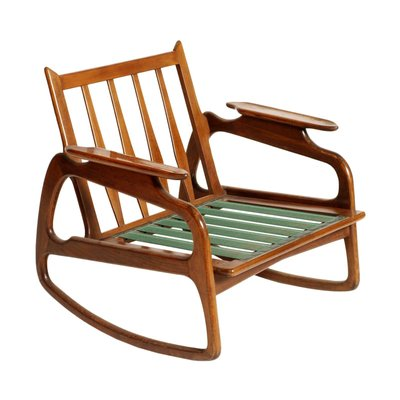 Rocking Chair By Adrian Pearsall 1950s