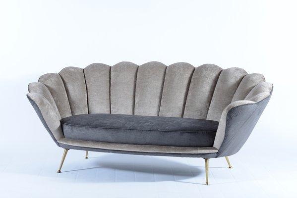 Flower Shaped Sofa By Minotti E Radice For 1950s 4