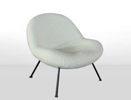 Egg Chair Von Fritz Neth Für Sitzformbau, 1950er 1