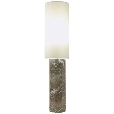 Mid Century Modern Table Lamp In Marble 1980s For Sale At Pamono