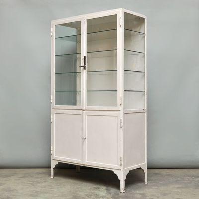 Charmant Vintage Medical Cabinet, 1940s 1