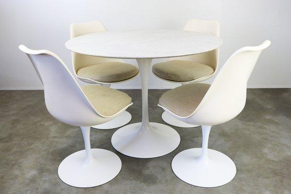 Tavolo Tulip Knoll : Tavolo tulip knoll originale coffee tables saarinen table