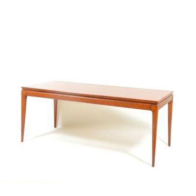 Scandinavian Style Coffee Table From Dřevotvar Jablonne 1980s 3
