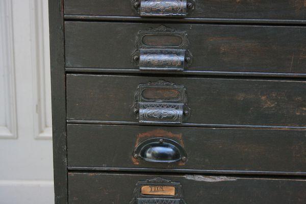 Vintage Filing Cabinet 11 - Vintage Filing Cabinet For Sale At Pamono