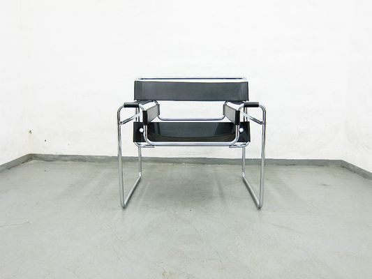 B3 Wassily Chair By Marcel Breuer, 1980s 1