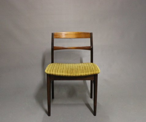 Rosewood Dining Chairs by Arne Vodder, 1960s, Set of 4