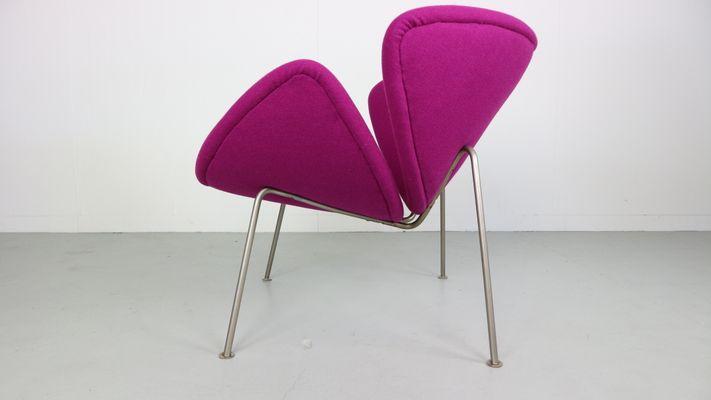 Orange Slice Chair By Pierre Paulin For Artifort, 1960s 16