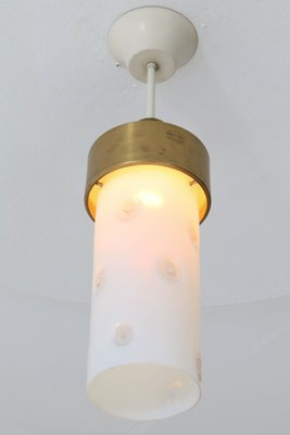 Mid Century Italian Pendant Lights 1960s Set Of 5
