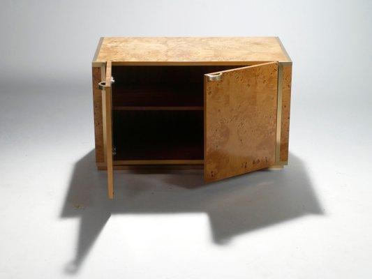Bobois1970sSet Tables Petites 2 En Laiton Pour Broussinamp; Par Chevet Jc Mahey Roche De POZiuwkXT