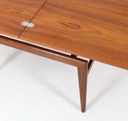 mid century modern danish teak coffee table 1960s for sale at pamono rh pamono com