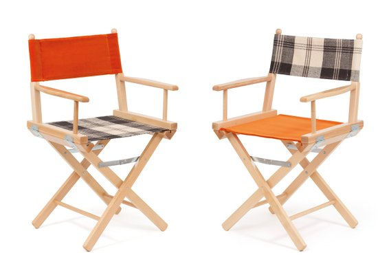 Director S Chairs 25 And 26 By Telami Rossana Orlandi