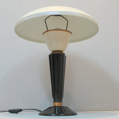 Vintage Table Lamp By Eileen Gray For Jumo 2