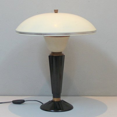 Vintage Table Lamp By Eileen Gray For Jumo 1