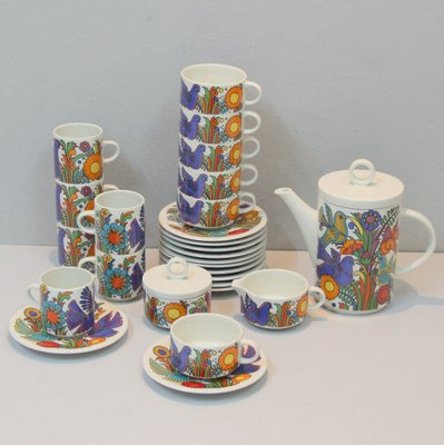 Attrayant Acapulco Series Coffee Service Set By Christine Reuter For Villeroy U0026 Boch,  1960s