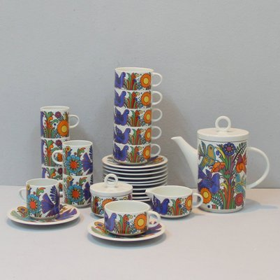 Hervorragend Acapulco Series Coffee Service Set by Christine Reuter for AP45