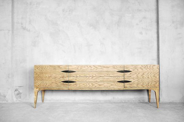 Credenza Moderna Beige : Credenza moderna in legno nuovo abete nuova art