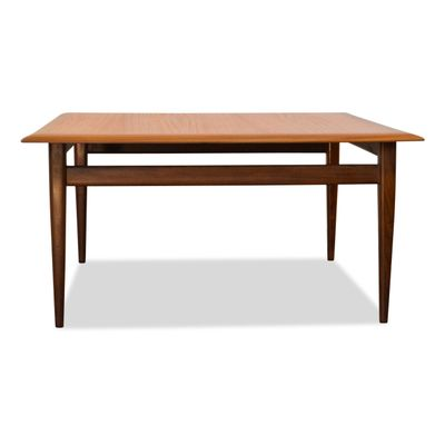 Teak Square Coffee Table 1960s For Sale At Pamono