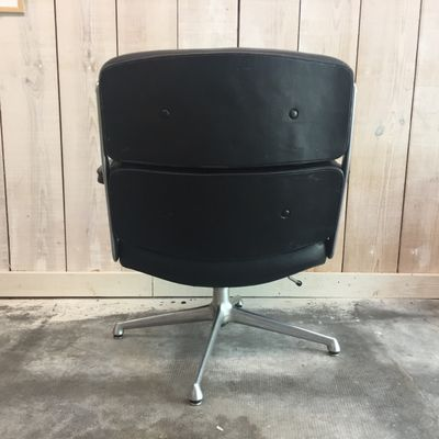 Time Life ES 105 Lounge Chair By Charles U0026 Ray Eames For Herman Miller,  1960s