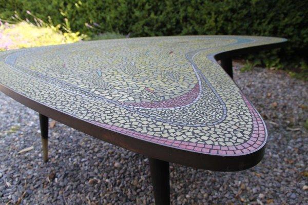 Table Mosaïque, 1950s