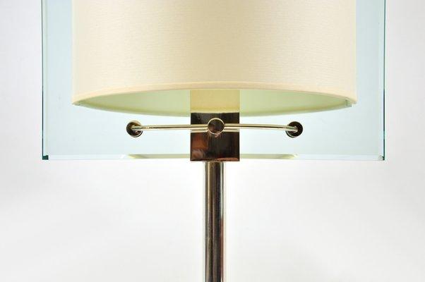 Lampada da tavolo vintage di nathalie grenon per fontana arte in