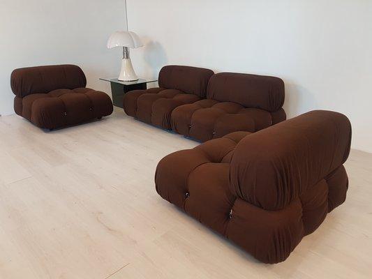 Camaleonda Sofa Set By Mario Bellini For B Italia
