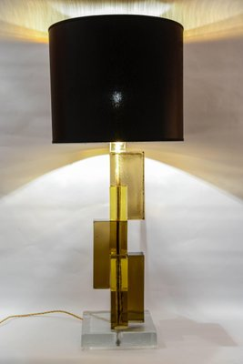 En MuranoSet 2 Verre Vintage Pieds De Lampe Bureau mn08vNw