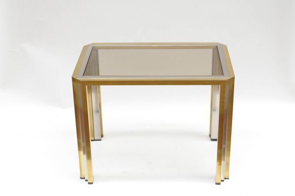 Vintage Side Tables, Set Of 2 2