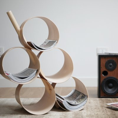 Magazine Rack By Carl Magnus Persson