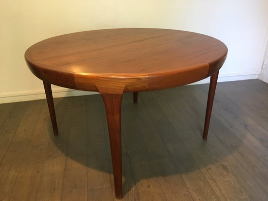 Large Rosewood Table By Ib Kofod Larsen For Faarup Møbelfabrik, 1960s 1