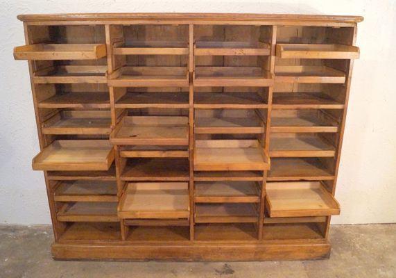 Ordinaire Haberdashery Cabinet, 1920s 3