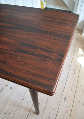 Danish Brazilian Rosewood Dining Table, 1960s 3